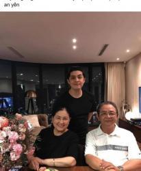 Noo Phước Thịnh khoe ảnh sinh nhật mẹ, Mai Phương Thúy lập tức có bình luận gây chú ý